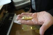 سکه 90 هزار تومان افزایش یافت