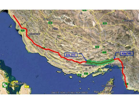 امکان صادرات اولین محموله نفت خام ایران از شرق تنگه هرمز در پایان سال 99 فراهم میشود