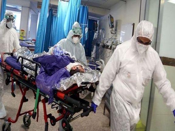 فوت ۲۸۳ نفر دیگر بر اثر کرونا