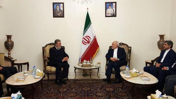 ظریف با نمایندگان احزاب و جریانهای سیاسی لبنان دیدار و گفتگو کرد