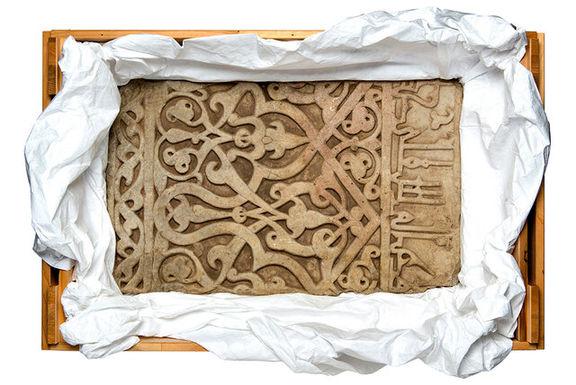 اثر باستانی کابل از آلمان به افغانستان فرستاده شد
