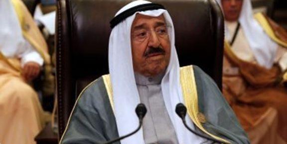 واکنش امیر کویت به حادثه فجیره