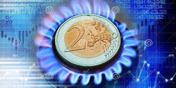 پیشروی ادامهدار قیمت گاز در بازار اروپا