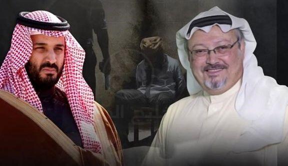 محمد بن سلمان 11 پیام برای سعود القحطانی در ماجرای قتل خاشقجی فرستاده بود