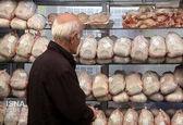 دلیل افزایش قیمت مرغ در بازار مشکل در توزیع نهاده های دامی است