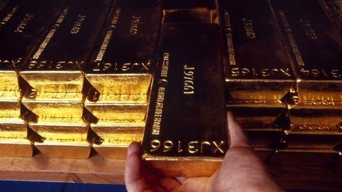 قیمت طلا به پایینترین حد خود در سه ماه اخیر رسید