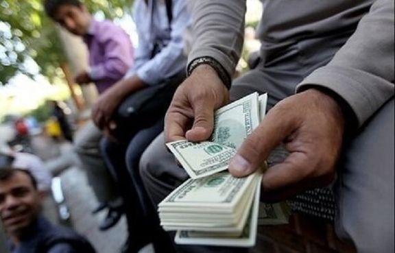 همچنان قیمت دلار صرافی بانکی در حال کاهش است
