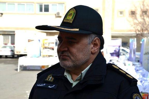 یک محموله 750کیلوگرمی حشیش در تهران کشف شد