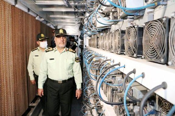 طرح ویژه پلیس برای مقابله با استخراج رمز ارز