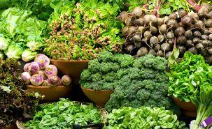 قیمت انواع سبزی و صیفی در آخرین روز 97 + جدول