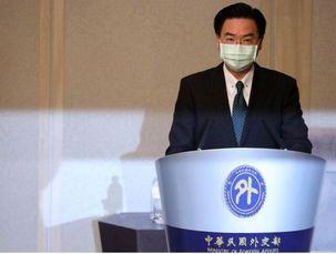 وزیرخارجه تایوان از تلاش چین برای سرکوب این کشور می گوید