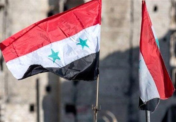 شهر درعا آزاد شد/  پرچم سوریه  بعد از هفت سال به اهتزاز در آمد
