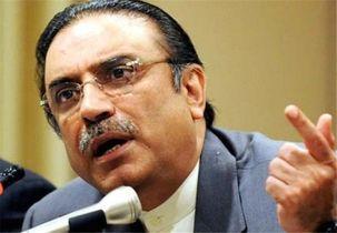 حکم دستگیری آصف علی زرداری رئیس جمهور سابق پاکستان صادر شد