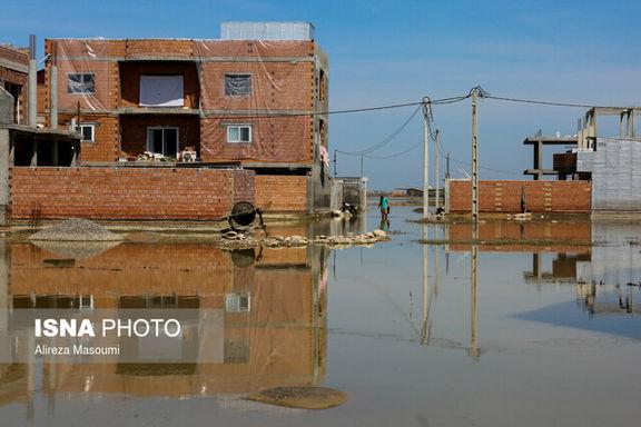 خطر سیلاب شرق کشور را تهدید می کند
