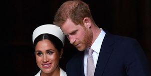 کناره گیری شاهزاده هری و مگان از خاندان سلطنتی بریتانیا