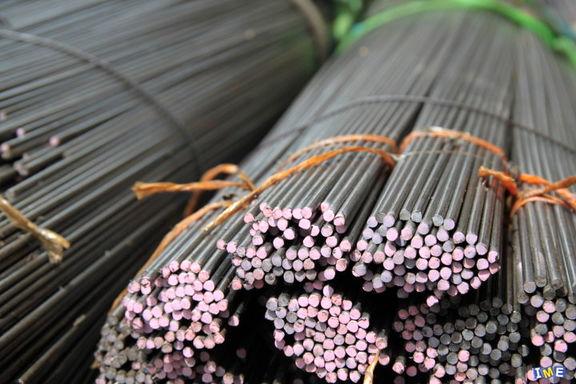 میلگرد ذوب آهن در بورس کالا عرضه میشود