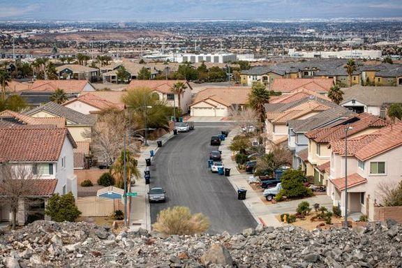 رشد قیمت مسکن در آمریکا به پایینترین سطح خود در 7 سال اخیر رسید