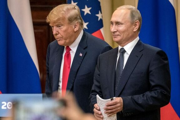 ارتباط میان روسیه و ترامپ از سال 2016 زیر نظر است