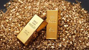 هر اونس طلا به ۱۶۲۵ دلار و پنج سنت رسید