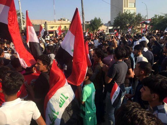حضور حیدر العبادی در بصره متعرضین را به خیابان کشاند