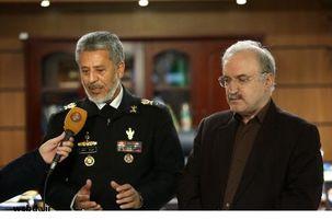 آمادگی ارتش برای کمک به وزارت بهداشت در مهار کروناویروس جدید