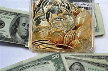 قیمت سکه و ارز در 18 خرداد/ هر گرم طلای ۱۸ عیار ۴۱۵ هزار تومان