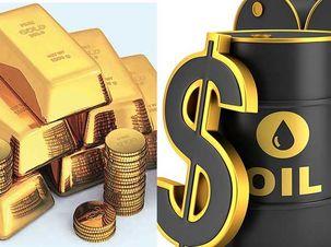 کاهش قیمت نفت و طلا  در بازار های جهانی