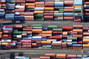 صادرات ۵ میلیارد و ۸۳۹ میلیون دلار کالای غیر نفتی از گمرکات هرمزگان