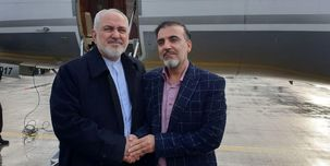 مسعود سلیمانی وارد ایران شد