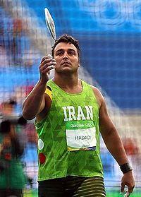 احسان حدادی: بدشانسترین ورزشکار ایرانم!