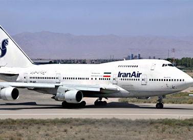 برقراری پرواز فوقالعاده ایران ایر به پاریس در سوم خرداد