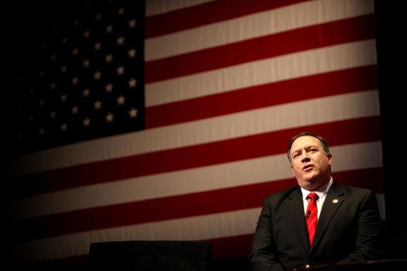 پمپئو: حکومت ایران در تضاد با صلح جهانی است