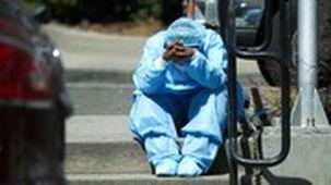 ابتلای بیش از 63 هزار نفر به کرونا در آمریکا طی یک روز