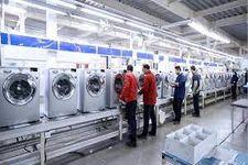 افزایش بیش از ۳۵ درصدی تولید ماشین لباسشویی