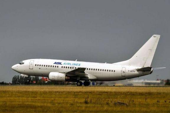 اصابت صاعقه به هواپیما مسافران را به وحشت انداخت