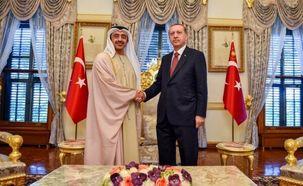 الجزایر برای ارتباط میان امارات و آنکارا تلاش می کند