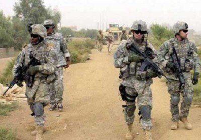 تصمیم آمریکا مبنی بر خروج نظامیان خود از عراق