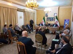 برگزاری مراسم سالگرد ربوده شدن چهار دیپلمات ایرانی در بیروت