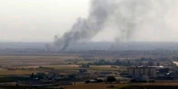 ترکیه به اشتباه نیروهای آمریکا را بمباران کرد