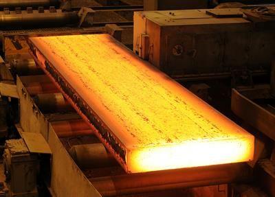عرضه ۱۲۶ هزار تن شمش بلوم در بورس کالا