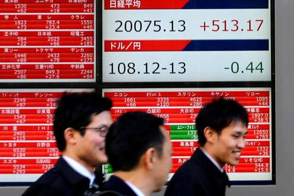 سقوط سهام های آسیای شرقی با حمله مجدد ترامپ به چین
