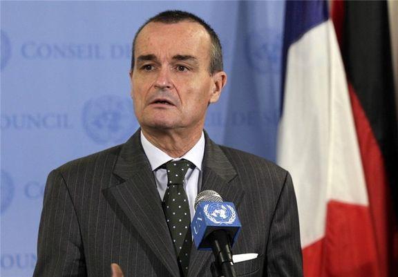 سفیر فرانسه در آمریکا توییت هایش درباره برجام را حذف کرد