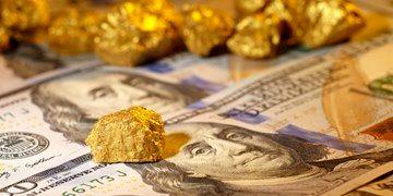 اونس طلا به کمترین رقم یک ماه و نیم اخیر رسید