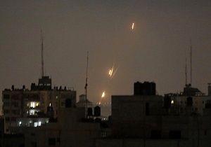 آژیرهای خطر در شهرکهای جنوب فلسطین به صدادرآمد