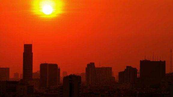 دمای هوا در شمال و شمال غربی کشور با افزایش همراه می شود
