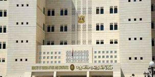 سوریه از دولت چین طرفداری کرد/سوریه مخالف دخالت کشورها در امور چین
