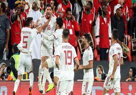 ایران 2 - عمان 0