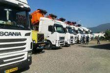 کامیونداران خواستار تامین لاستیک و تغییر نرخ کرایه هستند