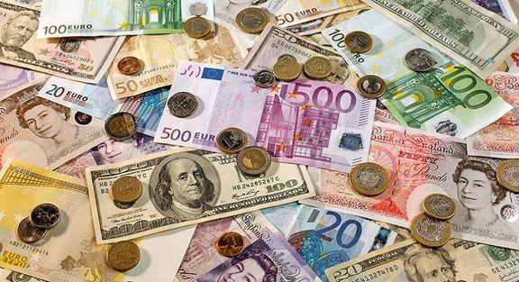 افزایش نرخ رسمی ۳۰ ارز