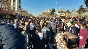 گزارشی از تجمعات اعتراضی امروز در شهرهای مختلف ایران